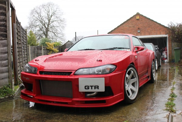 TeamGTR S15 front