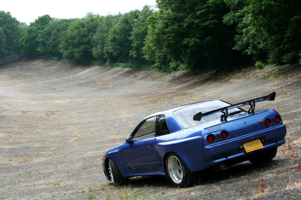 Nissan Skyline GTR R32 - Zeta R suspension review -