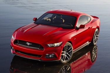 Mustang (S550) 2015+