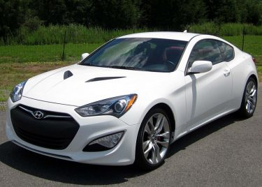 Genesis Coupe 2011+