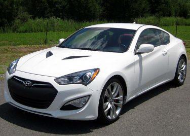 Genesis Coupe 2011+