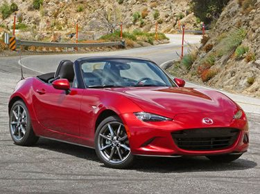 Mazda MX-5 Miata (ND) 15-on