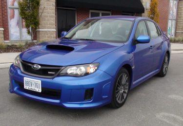 Subaru Impreza WRX (GV,GR) 07-11