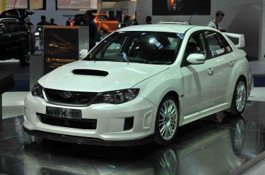 Subaru Impreza WRX Sti (GRB) 07-11