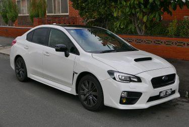 Subaru Impreza WRX (GJ, GP) 11+