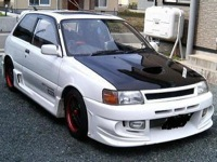 Toyota Starlet GT (EP82 / EP85) 89-95