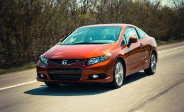 Honda Civic Si (FB/FG/FK) 11-16