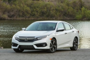 Honda Civic (FC/FK) 16-on
