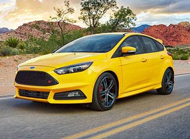 Ford Focus ST (MK3) 2012+