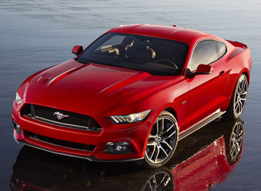 Ford Mustang (S550) 2015+
