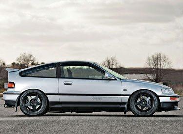 Honda CRX (EF/EE) 88-91