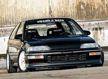 Honda Civic (ED/EF) 88-91