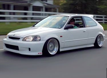 Honda Civic (EK) 96-00