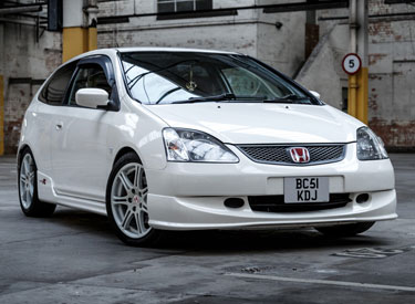 Honda Civic (EP) 01-05