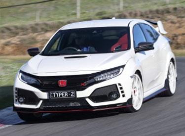 Honda Civic (FC/FK) 16-on