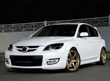 Mazda MazdaSpeed 3 (BL) 10-13