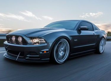 Ford Mustang (S197) 05-14