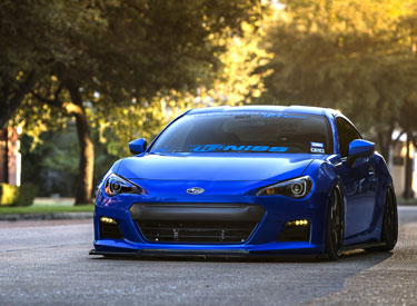 Subaru BRZ (ZC6) 2012 ON