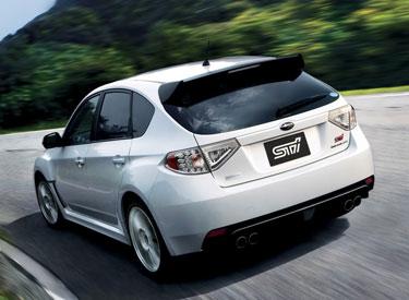 Subaru Impreza WRX STI Gen3 (GV/GR) 07-11
