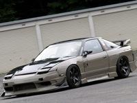 Nissan 200SX (S13) 89-98