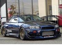 Nissan Skyline R34 GTR (BNR34) 98-02