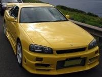 Nissan Skyline R34 GTT (HR/ER34) 98-02