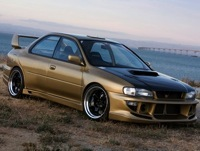 Subaru Impreza WRX (GC8) 92-00