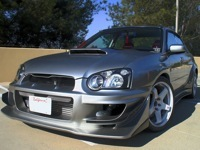 Subaru Impreza WRX Sti: GD/PCD 5X114.3 01-07