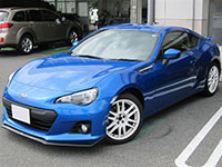 Subaru on BRZ (ZC6) 2012 ON