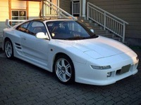 Toyota MR2 (SW20) 89-99