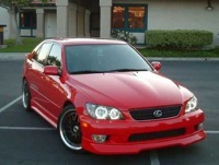 Lexus IS300 (GXE10) 98-04