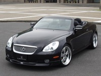 Lexus SC430 (UZZ40) 01-UP