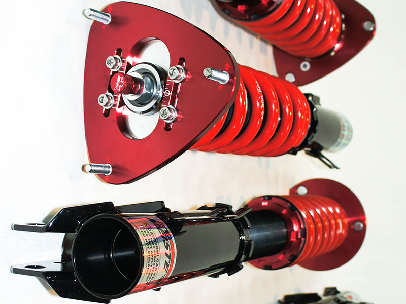 Single Coilovers Assembly